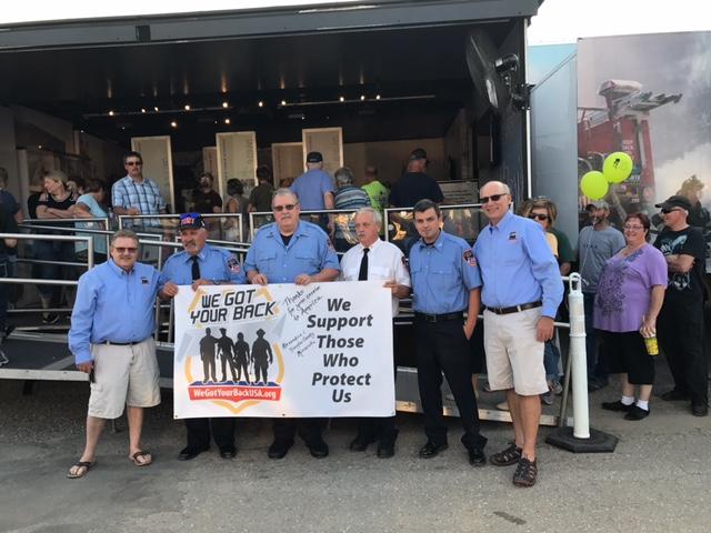 Douglas County Fair 9/11 Firefighters