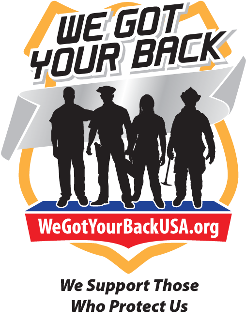we got your back logo