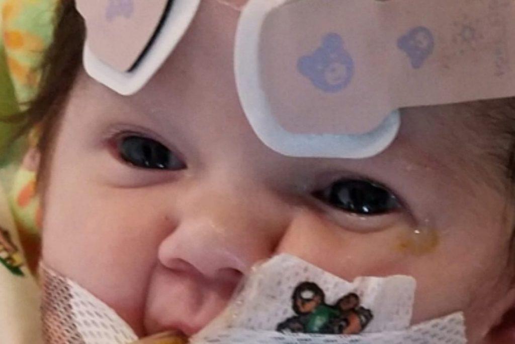 baby grace johnson